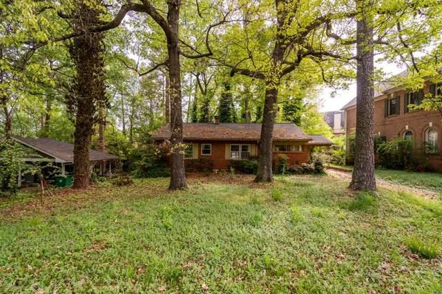 4590 Briarcliff Road, Atlanta, GA 30345 (MLS #6871165) :: The Atlanta Real Estate Group