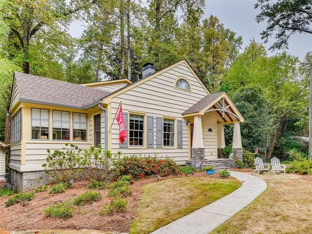 1170 Rosedale Road NE, Atlanta, GA 30306 (MLS #6871176) :: The Zac Team @ RE/MAX Metro Atlanta