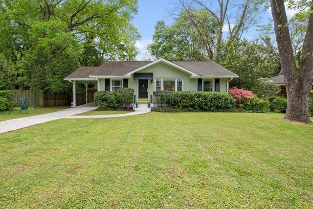 2867 Monticello Place, Decatur, GA 30030 (MLS #6871189) :: The Realty Queen & Team