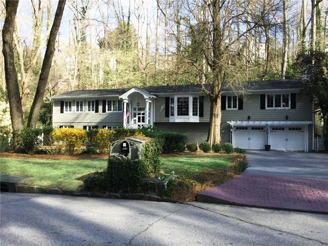 2863 Mornington Drive NW, Atlanta, GA 30327 (MLS #6871198) :: The Heyl Group at Keller Williams