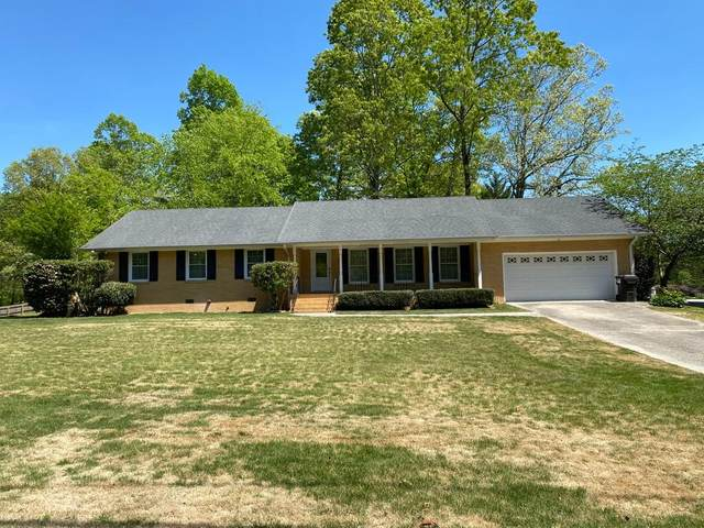 7254 Sinyard Street, Lithia Springs, GA 30122 (MLS #6871222) :: North Atlanta Home Team