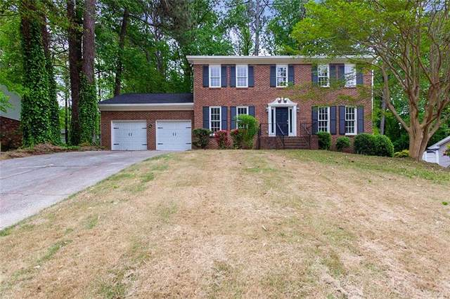 4150 Oak Crest Drive, Tucker, GA 30084 (MLS #6871232) :: North Atlanta Home Team