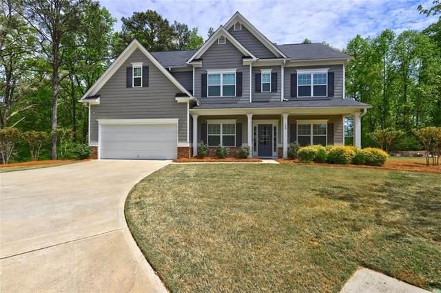 100 Cherokee Reserve Circle, Canton, GA 30115 (MLS #6871244) :: Dillard and Company Realty Group