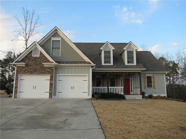 57 River Walk Parkway, Euharlee, GA 30145 (MLS #6871250) :: North Atlanta Home Team