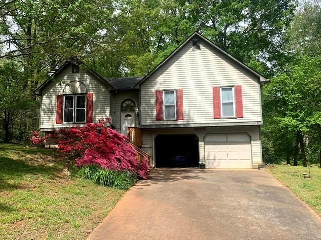 56 Nicole Drive, Douglasville, GA 30134 (MLS #6871269) :: RE/MAX Paramount Properties