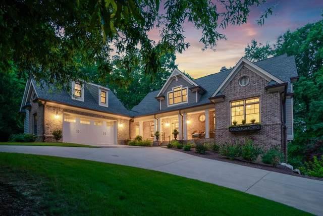155 Orchard Creek Drive, Clarkesville, GA 30523 (MLS #6871284) :: RE/MAX Paramount Properties