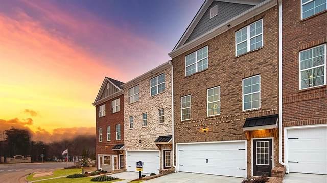 2356 Foley Park Drive #63, Snellville, GA 30078 (MLS #6871298) :: North Atlanta Home Team