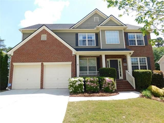 5867 Buckner Creek Drive, Mableton, GA 30126 (MLS #6871304) :: North Atlanta Home Team