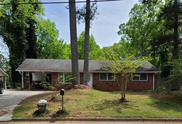 4172 Renfrew Court SW, Atlanta, GA 30331 (MLS #6871322) :: North Atlanta Home Team
