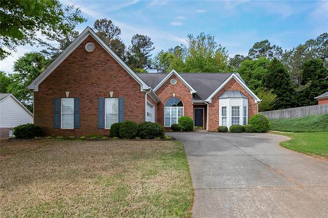 965 Rafington Drive, Lawrenceville, GA 30046 (MLS #6871330) :: The Atlanta Real Estate Group