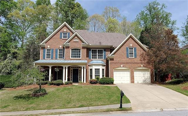 4115 Riverglen Circle, Suwanee, GA 30024 (MLS #6871339) :: The North Georgia Group