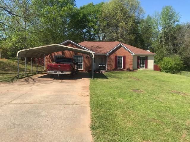 560 Sunnyhill Drive, Jonesboro, GA 30238 (MLS #6871373) :: North Atlanta Home Team