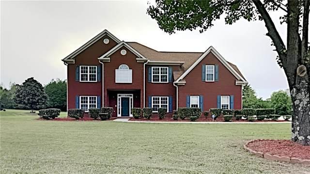 130 Briers Ridge, Fayetteville, GA 30214 (MLS #6871376) :: Good Living Real Estate