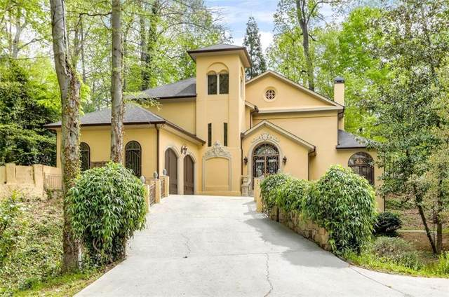 3879 Peachtree Dunwoody Road NE, Atlanta, GA 30342 (MLS #6871399) :: The Kroupa Team | Berkshire Hathaway HomeServices Georgia Properties