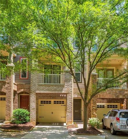 847 Commonwealth Avenue SE, Atlanta, GA 30312 (MLS #6871405) :: The Kroupa Team | Berkshire Hathaway HomeServices Georgia Properties
