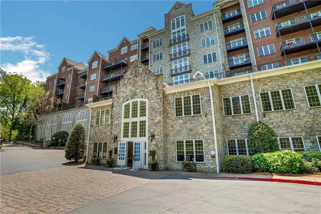 3280 Stillhouse Lane SE #410, Atlanta, GA 30339 (MLS #6871420) :: The North Georgia Group