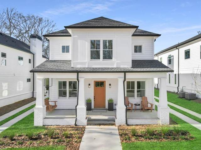 121 Mead Road, Decatur, GA 30030 (MLS #6871430) :: The Atlanta Real Estate Group