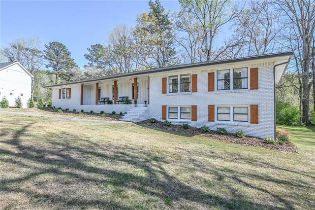 4308 Lake Laurel Drive SE, Smyrna, GA 30082 (MLS #6871431) :: North Atlanta Home Team