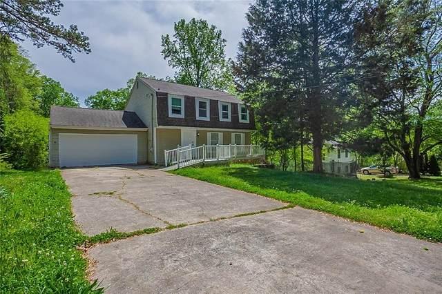 115 Kings Ridge Drive, Peachtree City, GA 30269 (MLS #6871437) :: Lucido Global