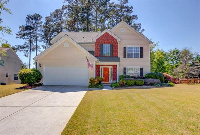 2521 Meadow Pond Trail, Grayson, GA 30017 (MLS #6871442) :: North Atlanta Home Team