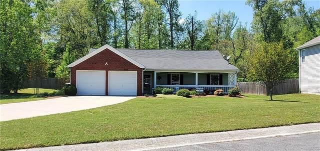 3027 Brass Drive, Austell, GA 30106 (MLS #6871445) :: North Atlanta Home Team