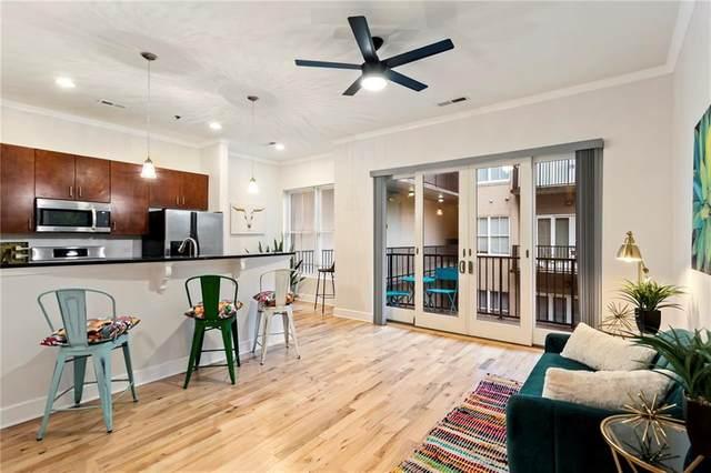 384 Ralph Mcgill Boulevard NE #217, Atlanta, GA 30312 (MLS #6871455) :: Good Living Real Estate