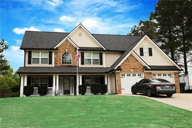 99 Cartee Way, Dallas, GA 30157 (MLS #6871463) :: RE/MAX Paramount Properties