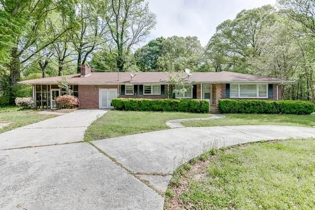 1659 Highway 17 S, Royston, GA 30662 (MLS #6871467) :: The Kroupa Team | Berkshire Hathaway HomeServices Georgia Properties