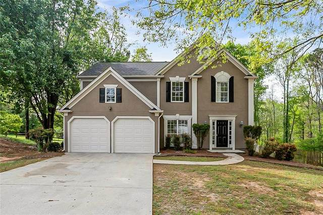 3660 Oak Park Drive, Suwanee, GA 30024 (MLS #6871471) :: The North Georgia Group