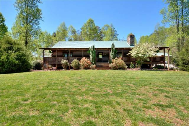585 Caldwell Drive, Cleveland, GA 30528 (MLS #6871479) :: North Atlanta Home Team