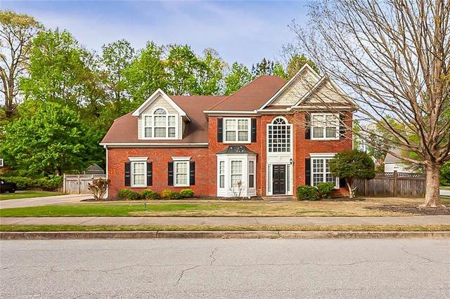3696 Golden Ive Drive, Buford, GA 30519 (MLS #6871480) :: Compass Georgia LLC