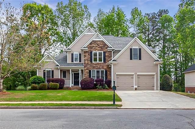 1247 Gate Post Lane, Powder Springs, GA 30127 (MLS #6871492) :: AlpharettaZen Expert Home Advisors