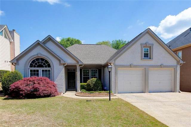 4272 Moccasin Trail, Woodstock, GA 30189 (MLS #6871496) :: The North Georgia Group
