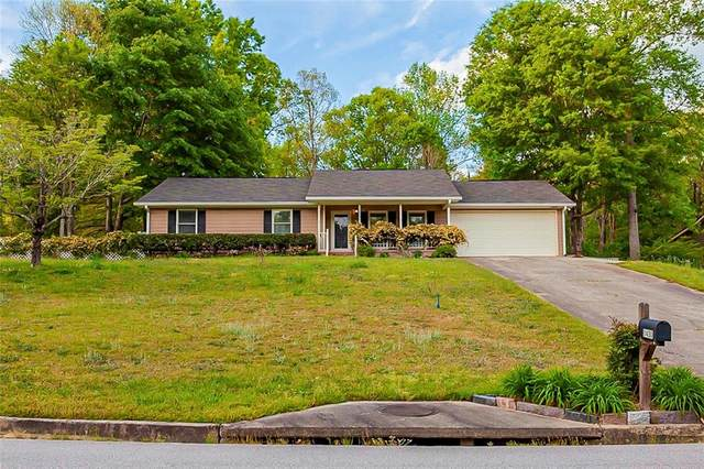 1430 Country Lane Drive NE, Conyers, GA 30012 (MLS #6871499) :: North Atlanta Home Team
