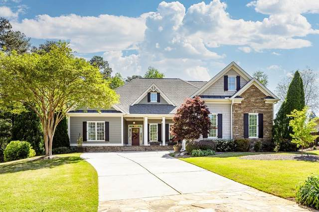 4653 Jefferson Ridge Way, Marietta, GA 30066 (MLS #6871502) :: North Atlanta Home Team
