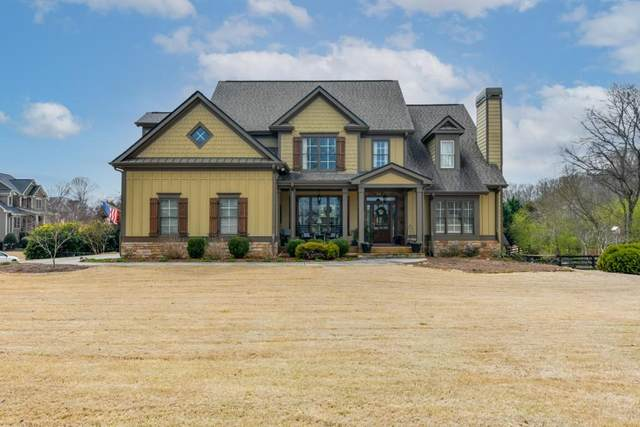 100 Royal Oaks Drive, Canton, GA 30115 (MLS #6871508) :: The Zac Team @ RE/MAX Metro Atlanta