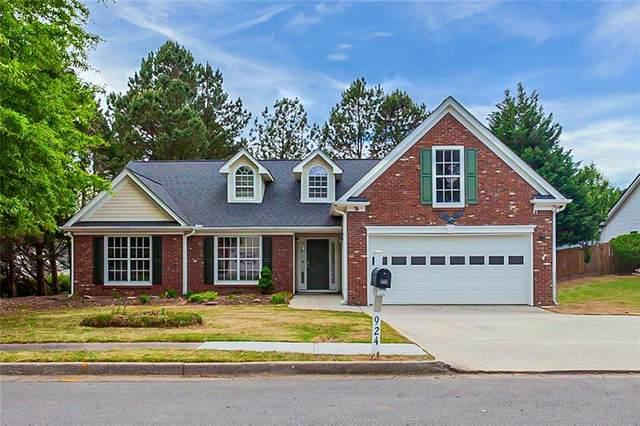 924 Nichols Landing Lane, Dacula, GA 30019 (MLS #6871521) :: The Atlanta Real Estate Group