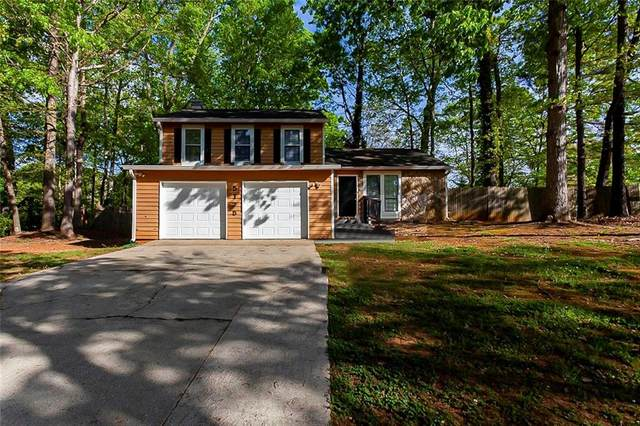 5175 Walker Road, Stone Mountain, GA 30088 (MLS #6871522) :: The Zac Team @ RE/MAX Metro Atlanta