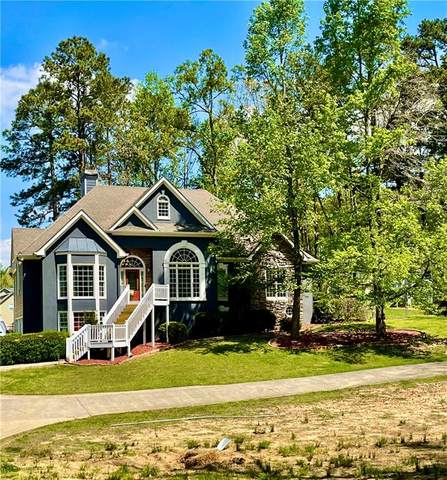2120 Green Drive SW, Marietta, GA 30064 (MLS #6871523) :: North Atlanta Home Team