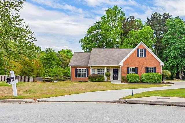 2117 Green Gate Place, Grayson, GA 30017 (MLS #6871529) :: The Zac Team @ RE/MAX Metro Atlanta