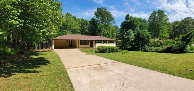 3596 Yoko, Douglasville, GA 30135 (MLS #6871530) :: The Justin Landis Group