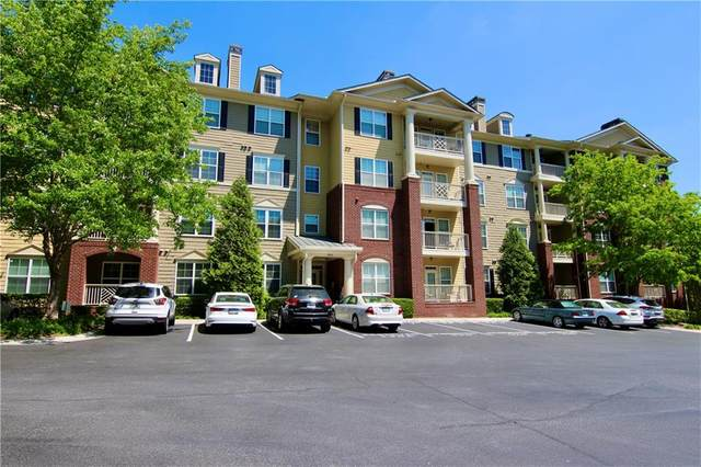 3150 Woodwalk Drive SE #3305, Atlanta, GA 30339 (MLS #6871545) :: Lucido Global