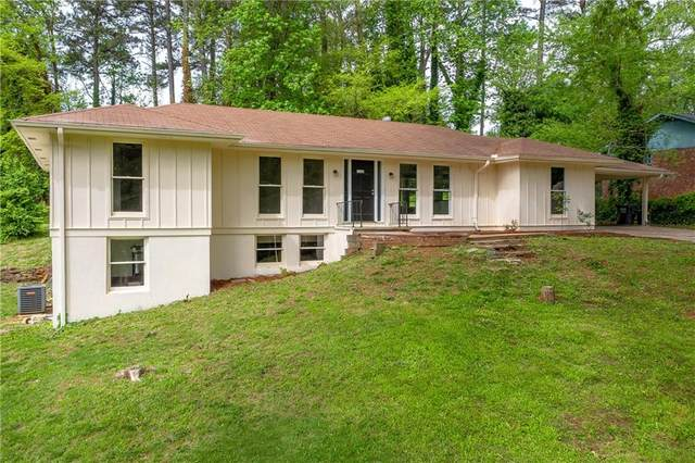 1149 Carla Joe Drive SW, Lilburn, GA 30047 (MLS #6871552) :: The Zac Team @ RE/MAX Metro Atlanta