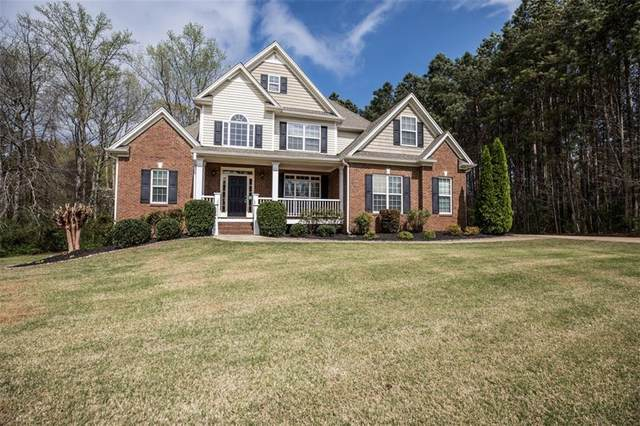 366 Gainesborough Drive, Dallas, GA 30157 (MLS #6871555) :: RE/MAX Paramount Properties
