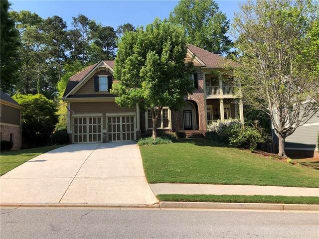 9818 Forest Hill Drive, Douglasville, GA 30135 (MLS #6871560) :: The Justin Landis Group