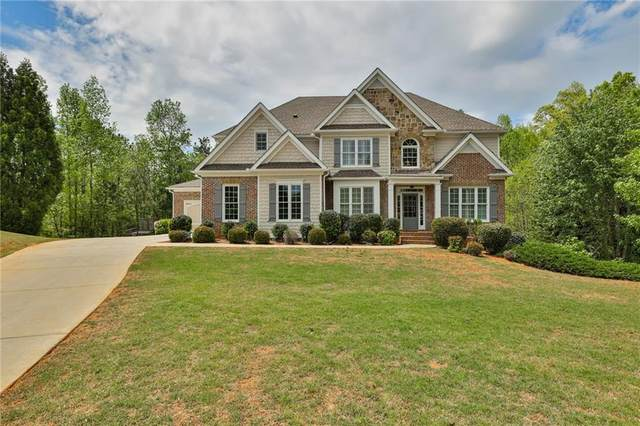 5651 Battle Ridge Drive, Flowery Branch, GA 30542 (MLS #6871586) :: The Gurley Team