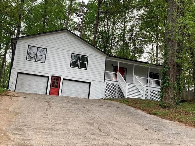 318 Pioneer Circle, Woodstock, GA 30188 (MLS #6871604) :: North Atlanta Home Team