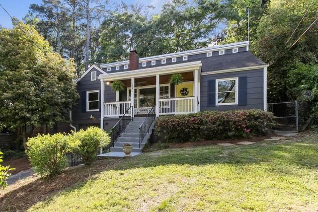312 Huron Street, Decatur, GA 30030 (MLS #6871612) :: RE/MAX Prestige