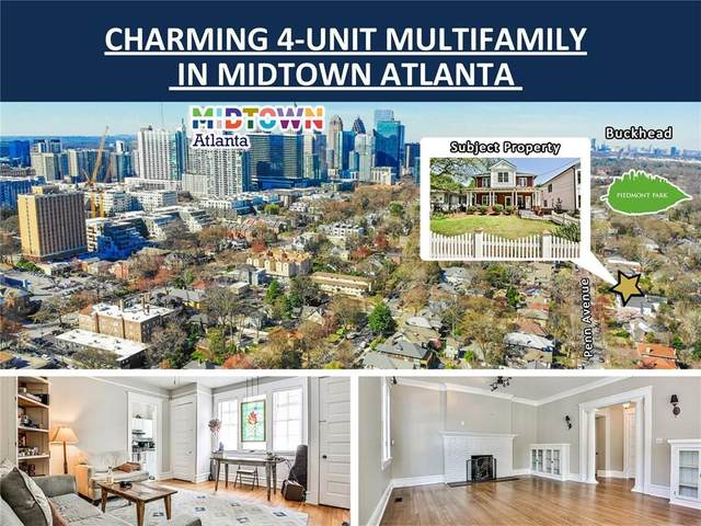 753 Penn Avenue, Atlanta, GA 30308 (MLS #6871642) :: North Atlanta Home Team