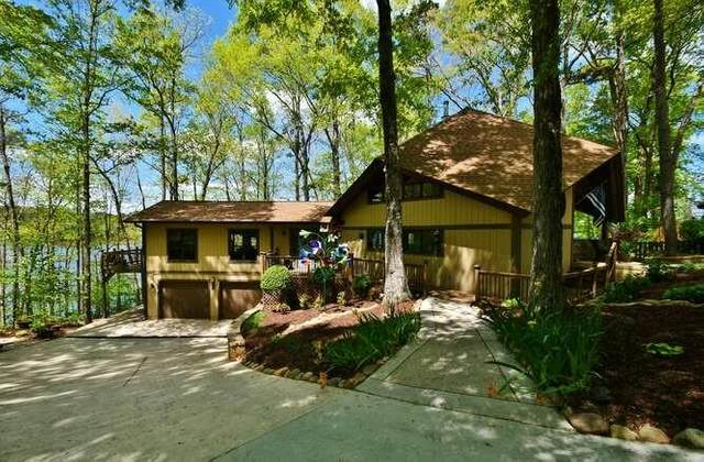 3421 The Trail Road, Gainesville, GA 30501 (MLS #6871649) :: The Cowan Connection Team